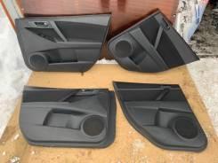 Обшивка двери Mazda 3, Axela BL