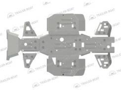 Защита днища для ATV CF MOTO CForce 600 2020- (6 частей) +компл. креп.