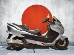Suzuki Skywave 400, 2009