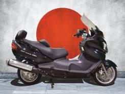 Suzuki Skywave, 2011