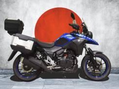 Suzuki V-Strom, 2018