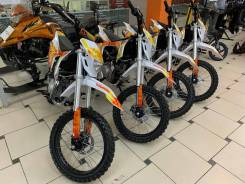 Питбайк (мотоцикл) BSE SSSR CORE SEMI-AUTO 17/14, 2020