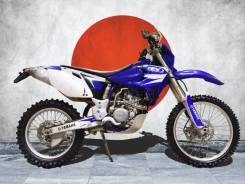 Yamaha WR 250F, 2006