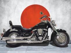 Yamaha Roadstar 1600, 2000