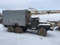 Самоходная буровая установка УКБ-500С, 1989