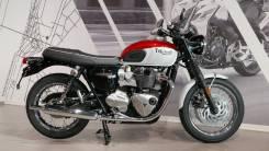 Triumph Bonneville T120, 2020