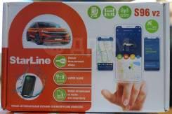 StarLine S96 v2 BT 2CAN+4LIN GSM+GPS - продажа от Дилера