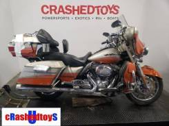 Harley-Davidson CVO Ultra Classic Electra Glide FLHTCUSE4 50645, 2009