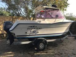 Продам катер Ocqueteau 540