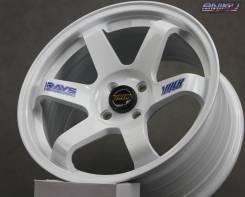 NEW! Комплект дисков Volk Racing TE37SL R17 8j ET35 4*100 (D164)