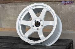 NEW! Комплект дисков Volk Racing TE37SL R17 8j ET35 5*108 (D163)