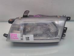 Фара Toyota Carina AT192 EN HE HD TA HR 5AFE 20-316, левая передняя