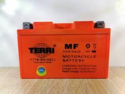 Аккумулятор Мото 12V 7А гелевый (узкий)