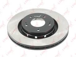 Диск тормозной передний MMC Outlander 01-/Airtrek 01-05/Peugeot 4007