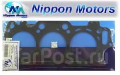Прокладка ГБЦ Металлическая Правая. Nippon HG-9022RS 11115-20051 Toyota