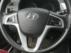 Кнопки в руль Hyundai Solaris