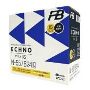 Аккумулятор FB Echno IS Furukawa Battery N-55/B24L Honda Stepwgn RP