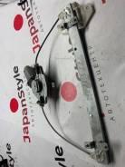 Стеклоподъемник левый задний в сборе с моторчиком solaris  kio rio