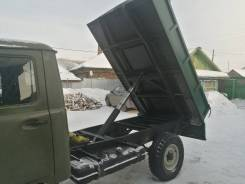 Самосвальная установка на уаз 3303