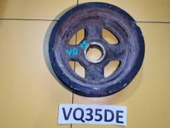 Шкив коленвала Infiniti, Nissan VQ35