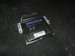Блок управления ДВС Nissan Murano Z50 QV35DE