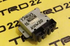 Реостат печки (резистор) Toyota Prius NHW20, 87165-47020, Контрактный!