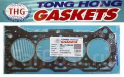 Прокладка ГБЦ Графитовая. TONG HONG THC8017 11141-60A00 Suzuki