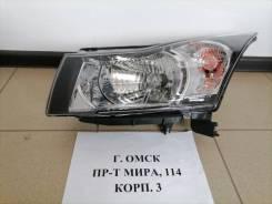 Фара Chevrolet Cruze 09-12г