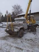 Автокран ЗИЛ 130, 1990