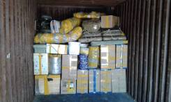 Перевозка / отправка домашних вещей в ЖД Контейнере. Переезд. Грузчики.