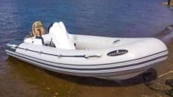 Лодка RIB Буревестник В 430 HL 2007 года