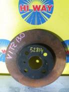 ДИСК Тормозной Toyota Vitz [4351274010] NSP130 1NR-FKE, передний [52814]