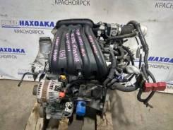 Двигатель Nissan Tiida Latio 2004-2012 SC11 HR15DE
