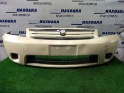 Бампер Toyota Raum 2003-2011 [521194690] NCZ20 1NZ-FE, передний