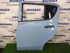 Дверь Suzuki Alto 2009-2014 [6800464L00] HA25S K6A, задняя левая