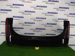 Бампер Mazda Biante 2008-2018 [С27350221X360] Ccefw LF-VD, задний