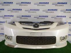 Бампер Mazda Premacy 2005-2007 [С23750031] CREW LF-DE, передний
