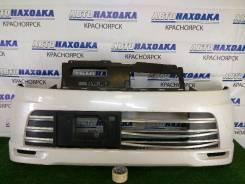 Бампер Nissan Otti 2006-2013 [620221A70] H92W 3G83, передний