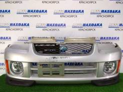 Бампер Subaru Pleo 1998-2002 [57704KE020] RA2 EN07, передний