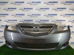 Бампер Mazda Mpv 2003-2006 [LE4650031] LW3W L3, передний