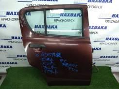 Дверь Suzuki Alto 2009-2014 HA25S K6A, задняя правая