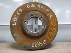 Диск тормозной Isuzu Bighorn UBS69GW 4JG2-T, передний