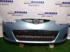 Бампер Mazda Demio 2007-2011 [D65150031B19] DE3FS ZJ-VE, передний