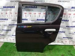 Дверь Suzuki Alto 2009-2014 HA35S R06A, задняя левая