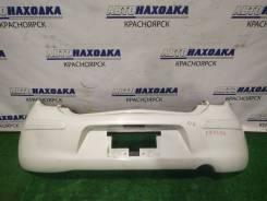 Бампер Nissan March 2010-2018 [850221HC1A] K13 HR12DE, задний