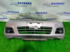 Бампер Nissan Note 2008-2012 [F20228Y31D] E11 HR15DE, передний