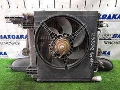 Радиатор двигателя Smart Fortwo 2003-2007 [0003428V006] 450.352 160.910