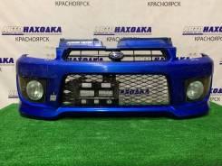 Бампер Subaru Pleo 2002-2010 [57704KE100] RA1 EN07, передний