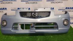 Бампер Mazda Laputa 2000-2006 [7171182GA0] HP22S K6A, передний