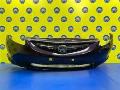 Бампер Honda Fit 2004-2007 GD1, передний [110180]